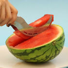 Genietti Watermelon Cutter Slicer Knife Server Corer Scoop Stainless Steel Tool
