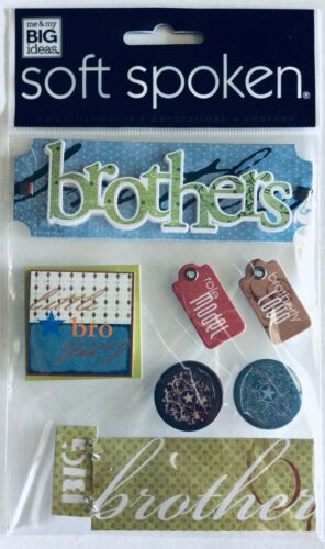 Family Brother Sister Dad Grandpa 3-D Scrapbook Stickers YOUR CHOICE YOU CHOOSE