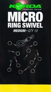 Korda Micro Ring Swivel Medium