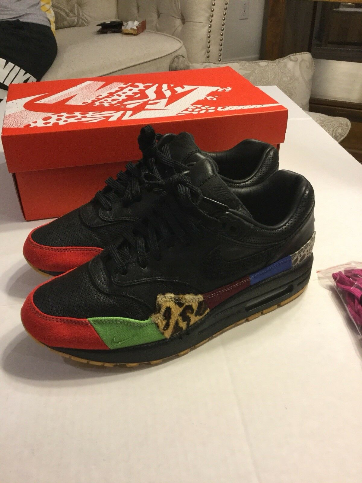 Nike Air Max 1 Master US Men's size 8 The latest discount shoes for men and women