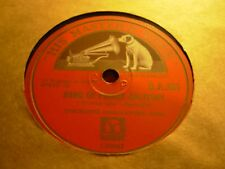 CHALIAPINE song of prince galitsky / in the town of kasan - 78 rpm uk - hmv 891