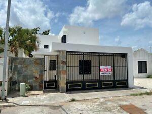 Casa en Venta Etapa 1,de 4 Recamaras, Fraccionamiento Las Americas Merida
