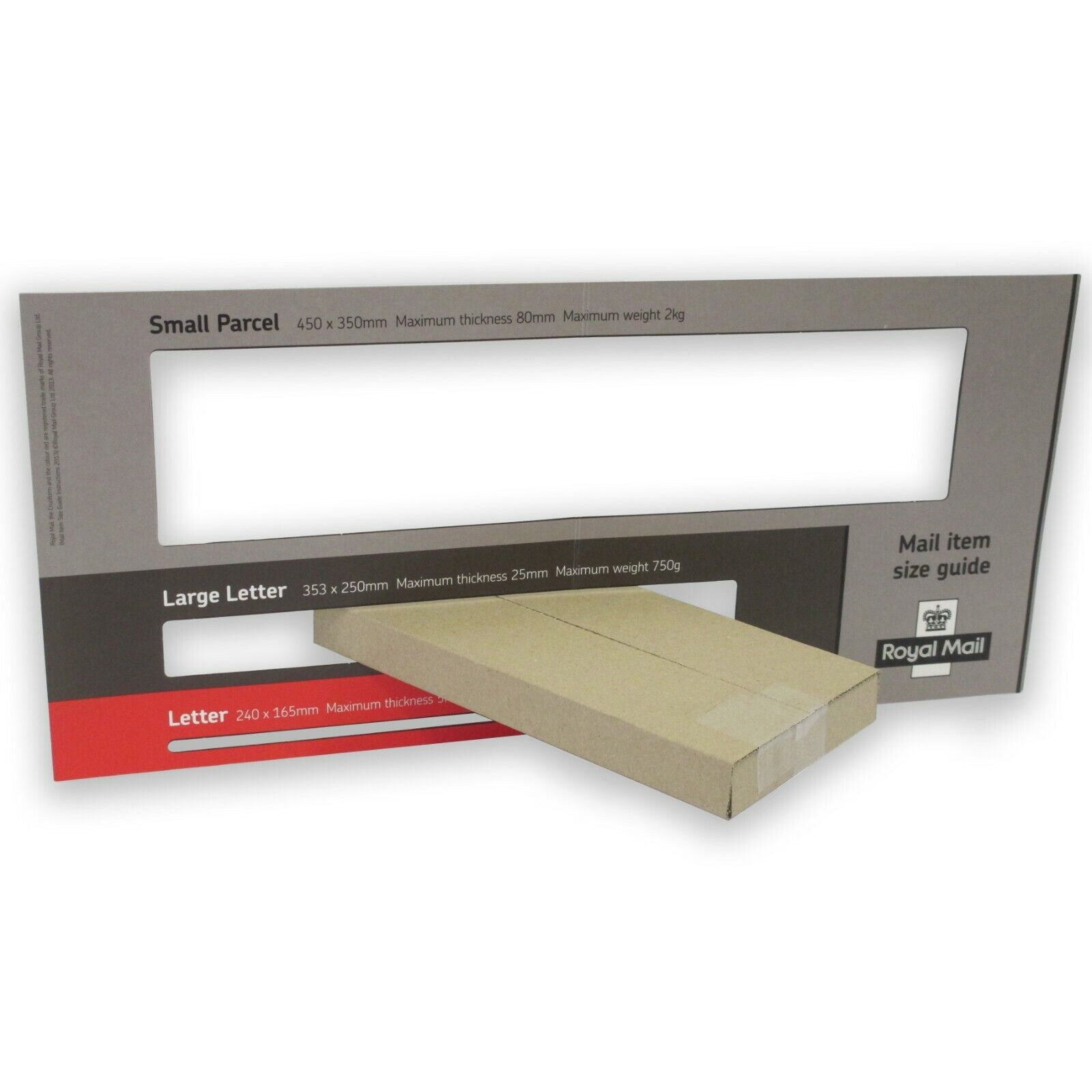 Royal Mail Large Letter Cardboard Postal Mailing Pip Boxes A6 A5 A4 Dl Sizes Ebay