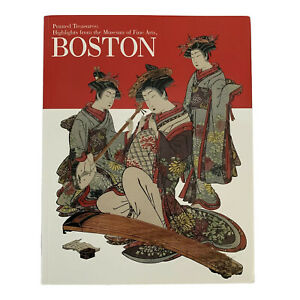 UKIYOE-Exhibit-Book-Highlights-from-the-Museum-of-Fine-Arts-BOSTON-253-Pages