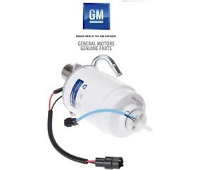 image is loading new-fuel-filter-housing-2004-2007-chevrolet-gmc-