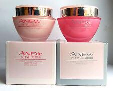 Avon Anew Vitale Visible Perfection Cream SET - Day Cream & Night Cream 50 ml
