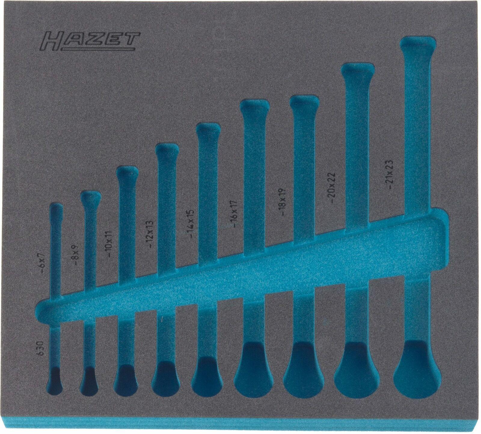 HAZET 2-component soft foam insert 163-101L