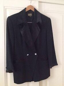 Suzelle Tuxedo Suit nero Tuxedo nero Tuxedo Suit Suit Tuxedo Suzelle Suzelle Suzelle nero AxpYwqIt