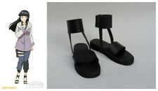 Naruto Temari Cosplay Costume Boots Boot Shoes Shoe
