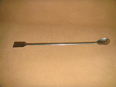Horn spoon,Medicinal ladle,ladle,double spoon,one is spoon another is shovel