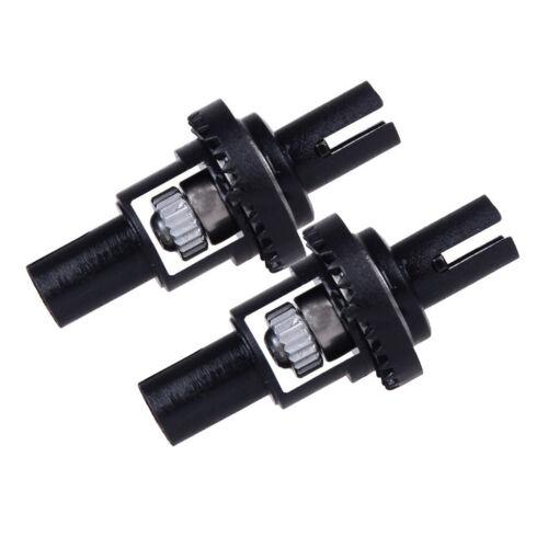 2Pcs 1//28 Metal Adjustable Differential For WLtoys K979 K989 K999 K969-29 RC Car