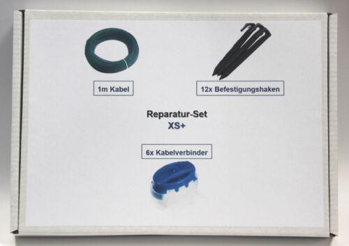 Set di riparazione XS yardforce Cavo Gancio Connettore Riparazione Pacchetto KIT materiale