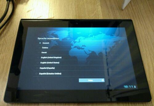 1 von 1 - Sony Tablet S SGPT111 16GB, WLAN, 23,9 cm (9,4 Zoll) - Schwarz