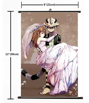 Anime Hunter X Hunter Meruem ant home decor Wall Scroll Poster 2470