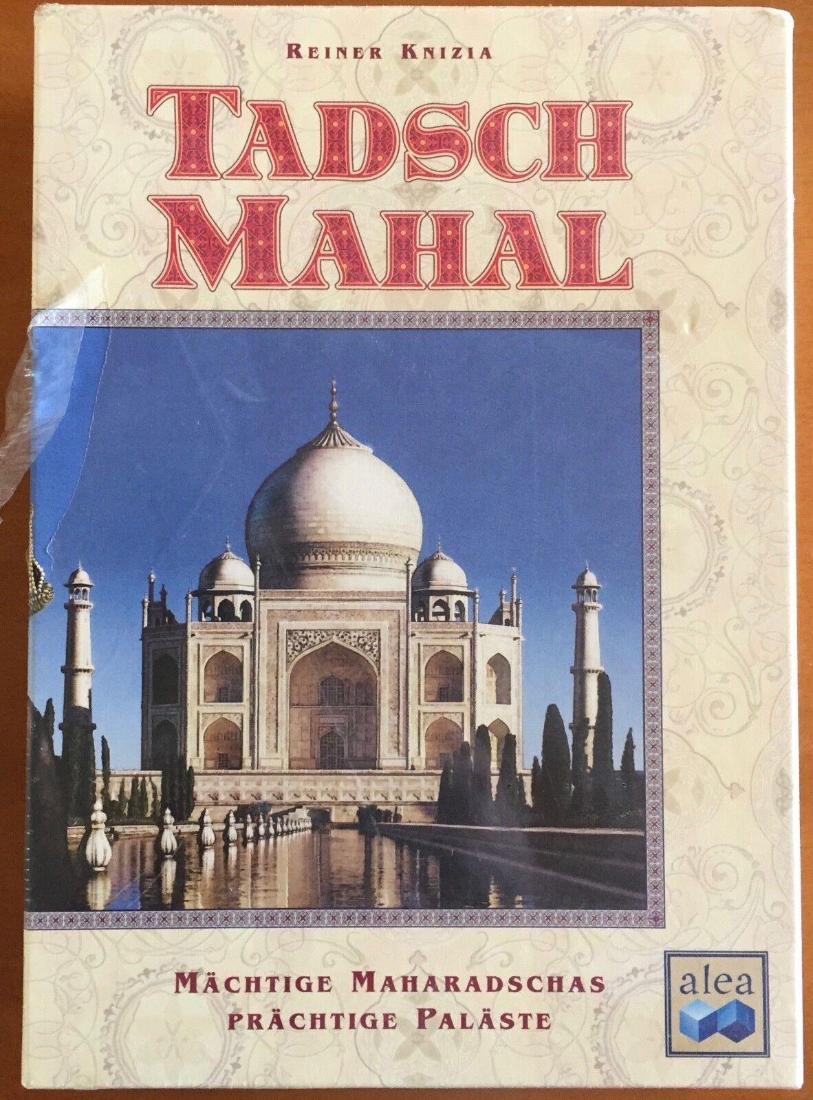 Tadsch Mahal   Taj Mahal - Alea 2000 - Blisterato Sealed Shrinkwrapped