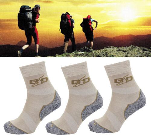 2-3er Paire Bootdoc Trail t5 Femmes wandersocken bas des Rangers Trekking