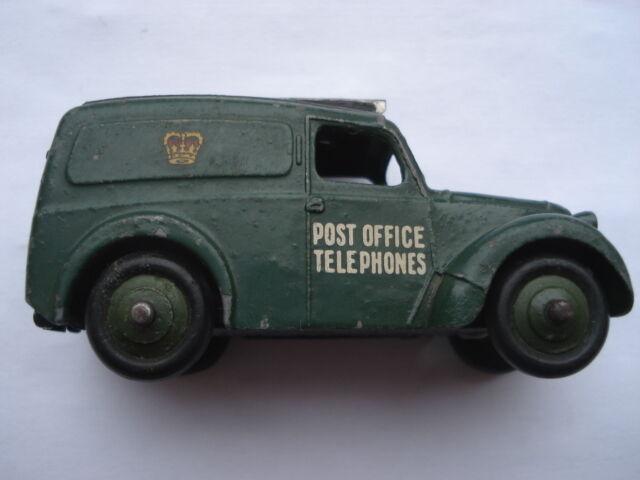 deportes calientes 1950S Vintage Dinky tyoys No261 No261 No261 van de servicio de teléfonos de la oficina de correos  hasta un 65% de descuento