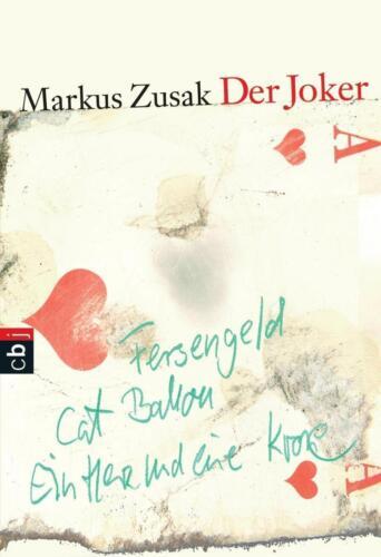 1 von 1 - Der Joker von Markus Zusak (2014, Taschenbuch)