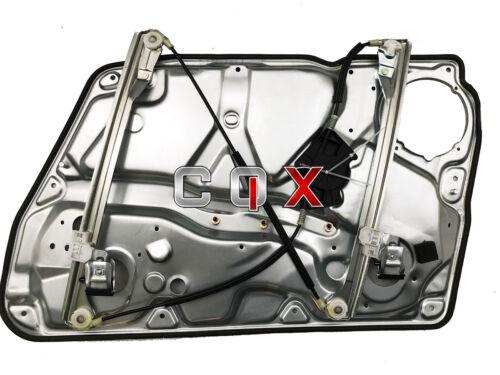 96-05+ plaque comple 3B1837461 Leve Vitre Avant Gauche VW PASSAT 3B2 3B3 3B5 3B6