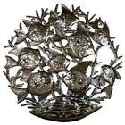 School of Fish - 24 Inch Metal Art Fair Trade Handmade Artisanal Crafts Decor