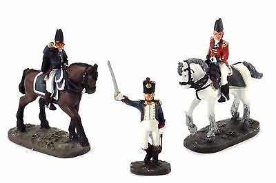 Del Prado Relive Waterloo Military Figuresdwa013 (agdwa013) Processi Di Tintura Meticolosi