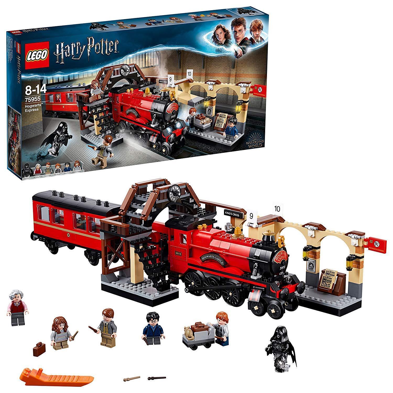 LEGO Harry Potter 75955 Hogwarts Express 2018  sofort lieferbar