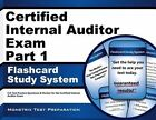 Certified Internal Auditor Exam Part 1 Flashcard Study System CIA Test Prac