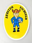 (PRL) ADESIVO STICKER ARBITRO VICHINGO REFEREE VINTAGE COLLECTION AUTOCOLLANT