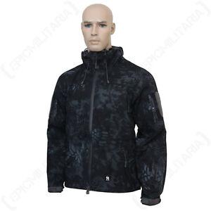 560f6209953a7 Image is loading Mandra-Night-Hardshell-Jacket-Army-Military-Camouflage-Coat -