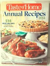 Taste of Home Annual Recipes 2014 Buy 6 Books Get 7th