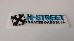 H-STREET-SKATEBOARDS-ARROW-TONY-MAG-SKATEBOARD-STICKER-13x4cm-Pegatina