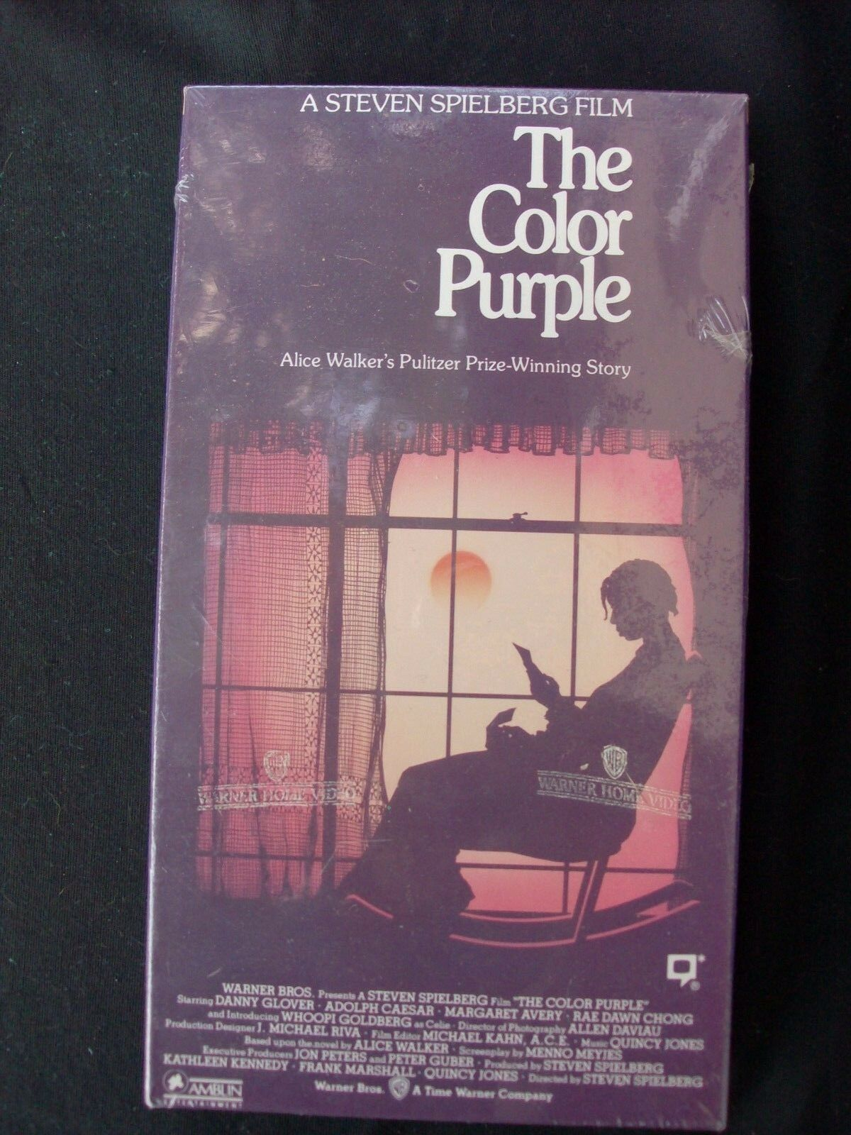 The Color Purple (VHS, 1991) | eBay