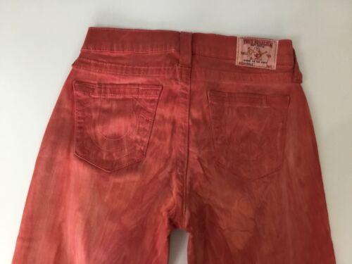 27 skinny Religion rose Women True jeans taille Pantalon True Religion qYHtwdTxx