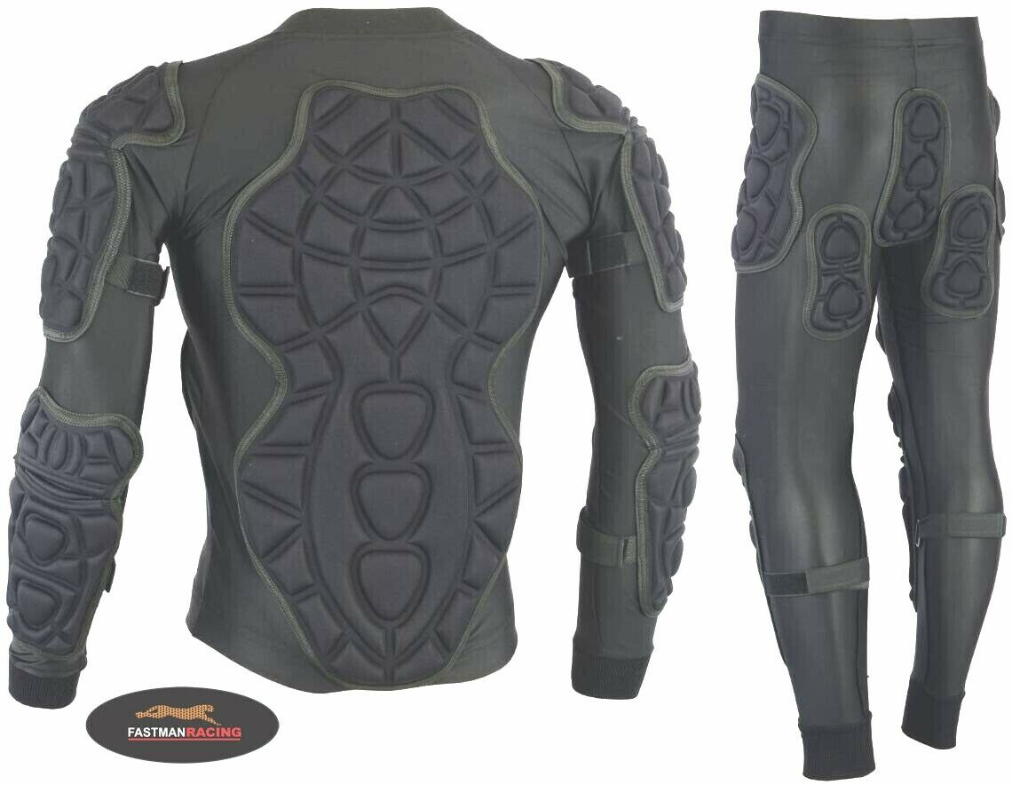 Motorrad  Sky Winter Sport  Motorcross Soft body Armour Protektor Impact Area