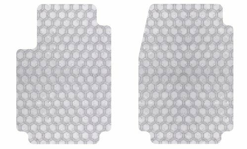 Intro-Tech Hexomat Car Floor Mats Carpet Front Rear For HONDA 03-05 Pilot