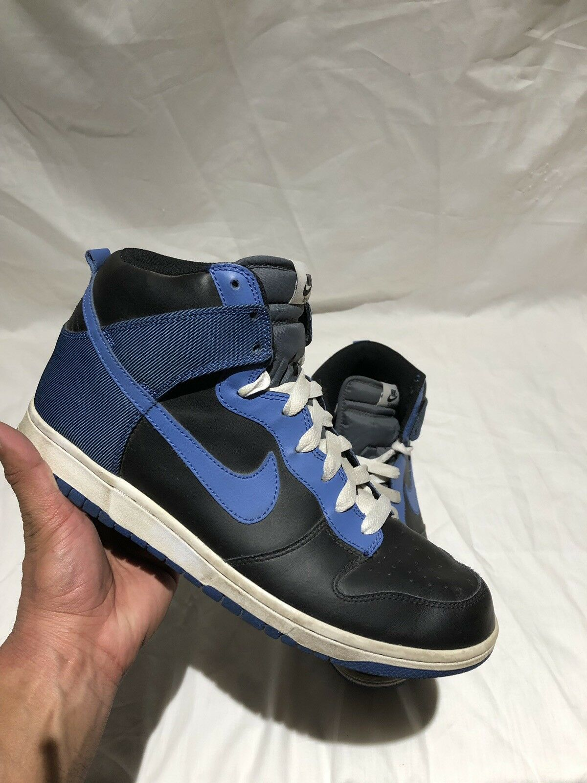 Nike North Dunks blueee 11 Jordan Style 1s