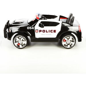 KID TRAX DODGE PURSUIT POLICE CAR RIDE ON POWER WHEEL | eBay