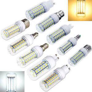 E27-E14-G9-GU10-B22-LED-Corn-Light-Bulb-5730SMD-Energy-Saving-Lighting-Lamp-220V