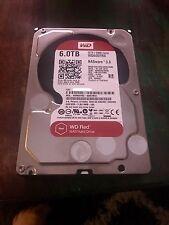 "Western Digital Red 6TB,Internal 3.5"" (WD60EFRX) NAS"