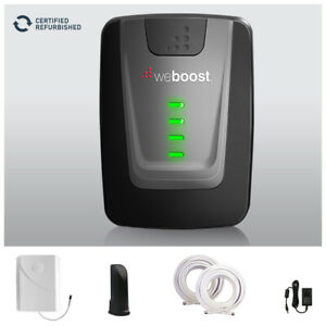 REFURBISHED-weBoost-Home-4G-Cell-Phone-Signal-Booster-up-to-1500-sq-ft-470101R