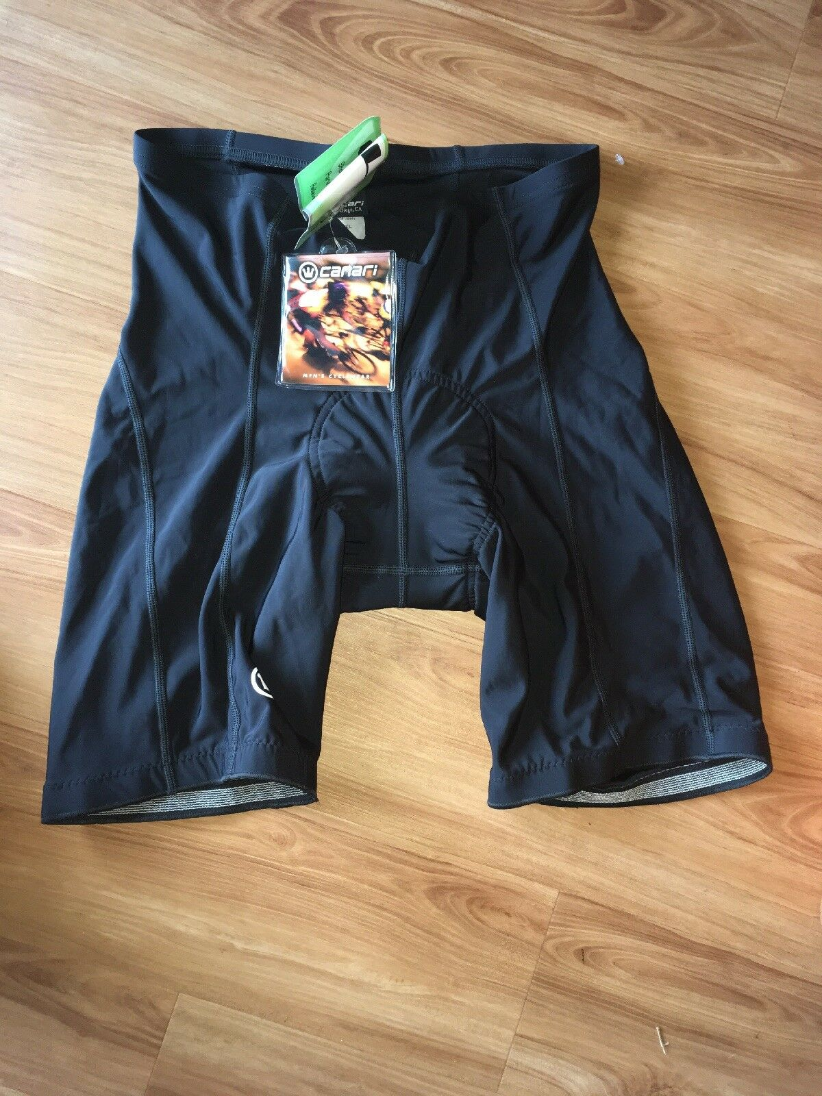 Canari  Herren Cycling XL Shorts NWT XL Cycling 04890c