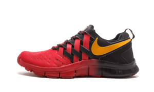 Nike Free Trainer 5.0 LE Jones Jon Bones Jones LE Size 10.5 Gym Red Black Gold 633805-607 f96fbe
