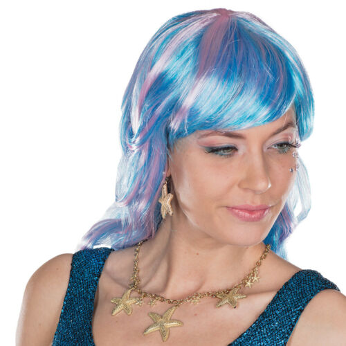 Meerjungfrauen Schmuck Seestern Kette Arielle Sternenkette Halskette Nixe