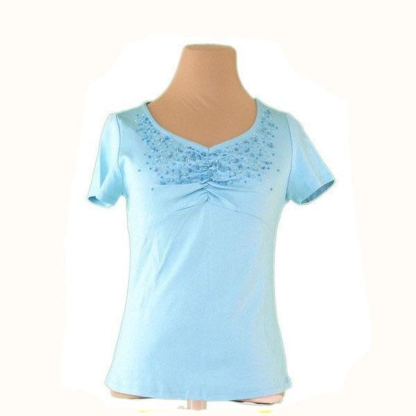 Lanvin  Tops azulsas Azul Mujer Auténtico utilizado L2334  60% de descuento