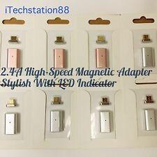 OEM réversible Micro USB Chargeur adaptateur magnétique Sony Samsung S7 Bord LG