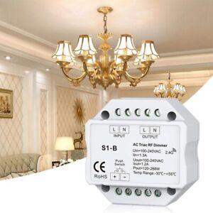 2X-AC-110V-220V-S1-B-LED-Triac-HF-Dimmer-Verwenden-Sie-Einen-Drahtlosen-2-4E4F2