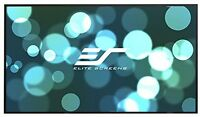Elite Screens Aeon, 120-inch 16:9, Grey Material Home Theater Fixed Frame Edge