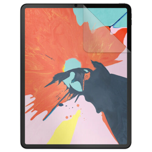 """Buy 2 Get 1 Free LCD Clear HD Screen Protector for Apple iPad Pro 12.9/"""" 2018"""