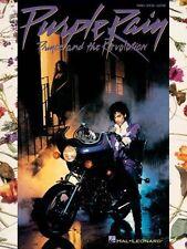 Prince Purple Rain Sheet Music Piano Vocal Guitar Songbook NEW 000306893