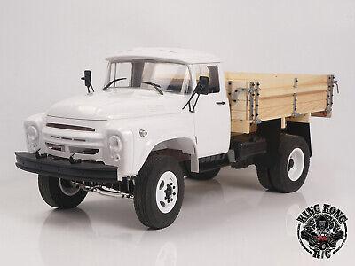 Kingkong RC 1//12 CA10//ZIS-150 RC Soviet Truck Bed KIT Set Wooden /& Hard Plastic
